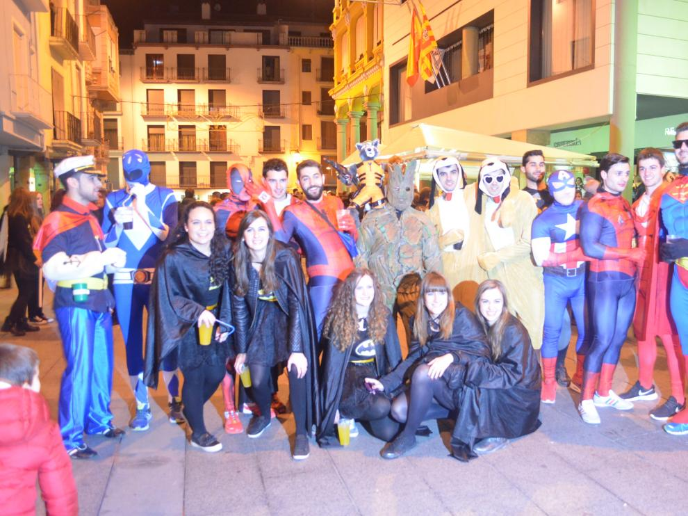 Carnaval en Aragón