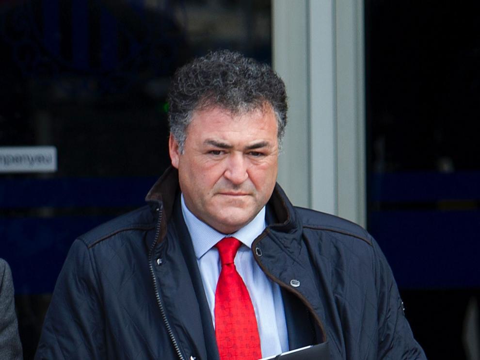 El exdirector general de Deportes y regatista olímpico, José Luis 'Pepote' Ballester.