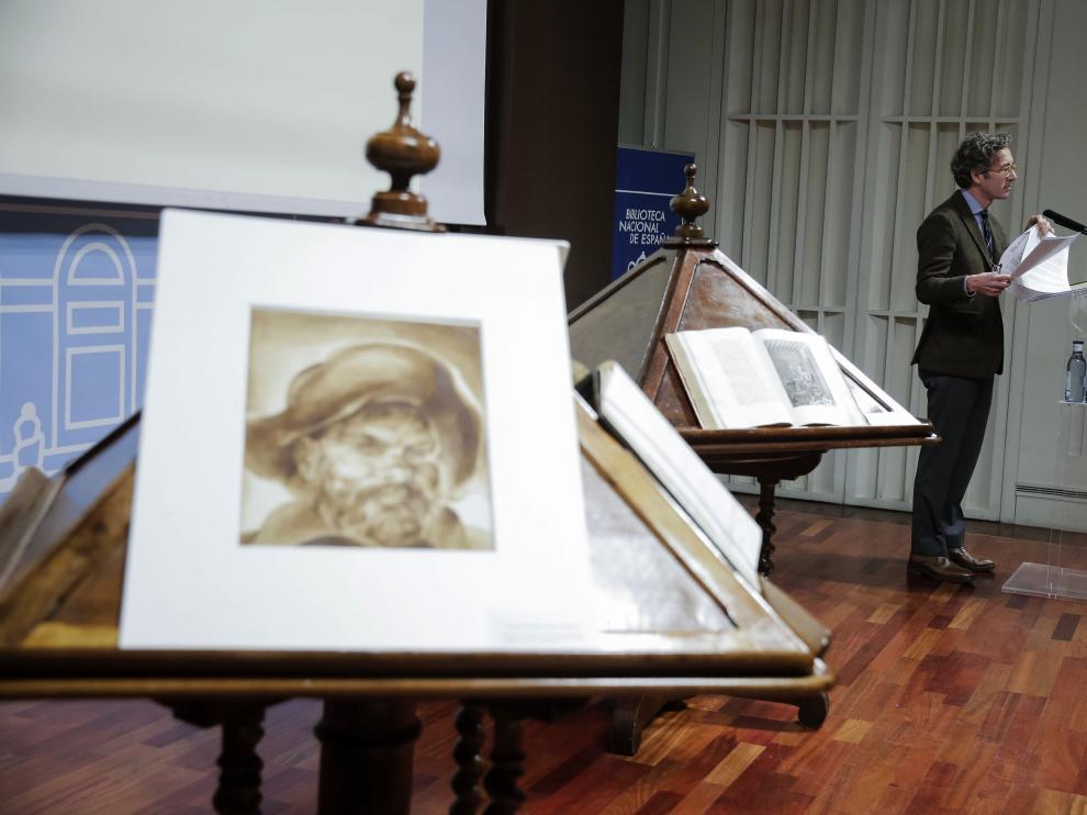 Presentación de la programación sobre Cervantes.