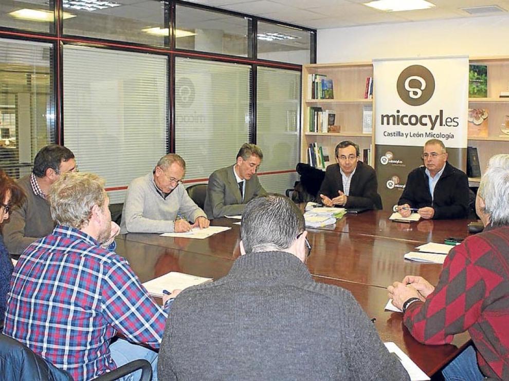 Reunión del Comité Ejecutivo de la UGAM 'Montes de Soria'