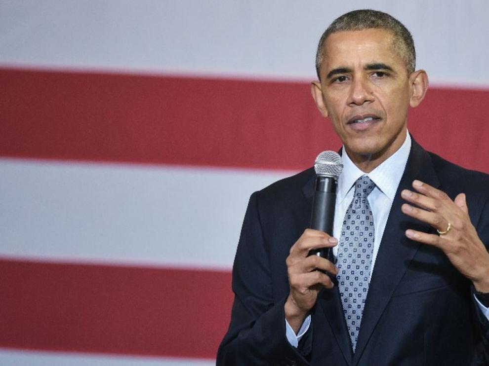 """Obama sobre Siria: """"No es un concurso entre Putin y yo"""""""