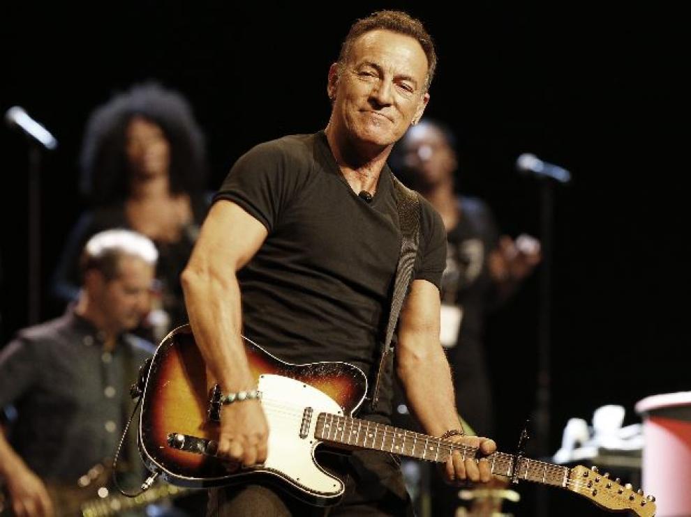 Bruce Springsteen en una imagen de archivo.