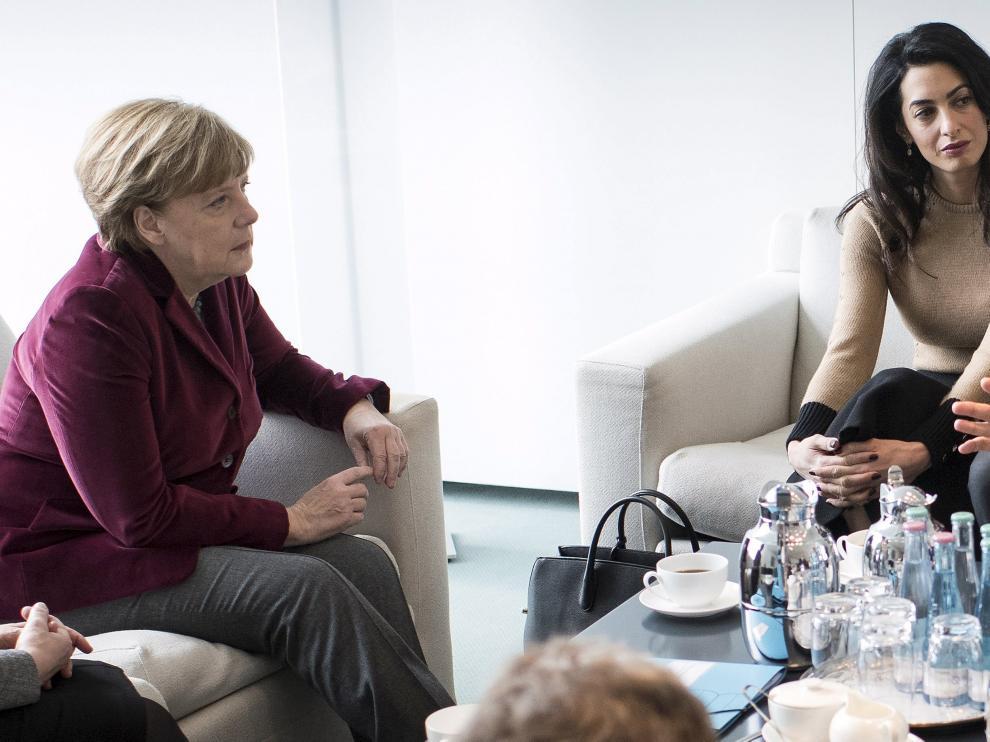 Alemania recibió el año pasado cerca de 1,1 millones de solicitantes de asilo.