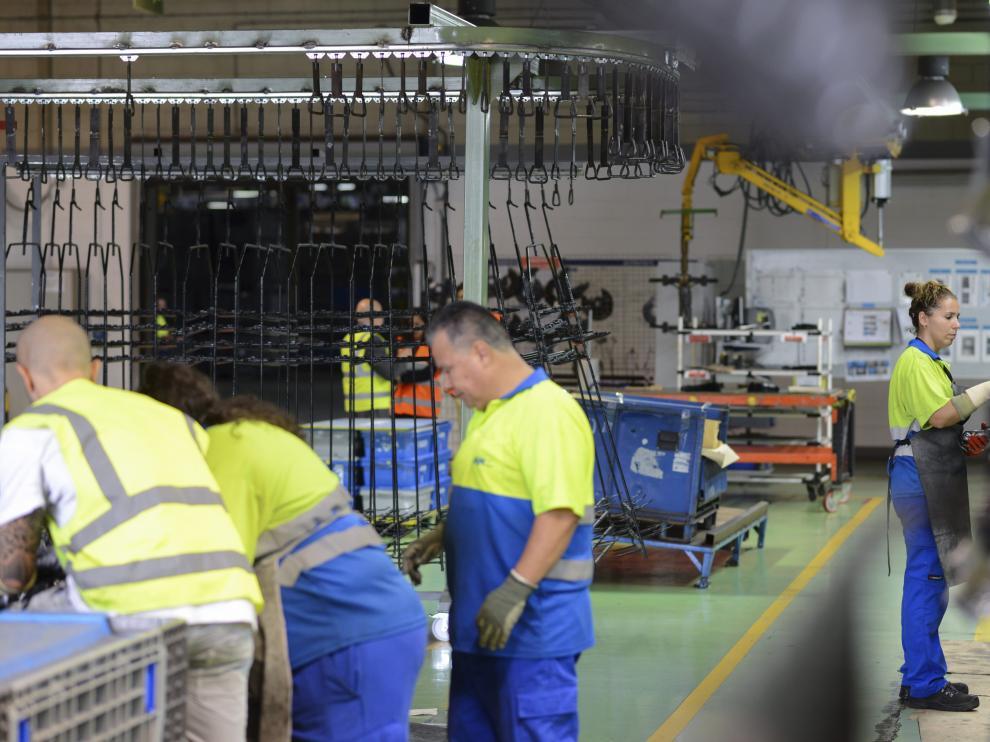 La fábrica de Palau Automotive Manufacturing, antigua Yamaha, adquirida por Sesé en 2012.
