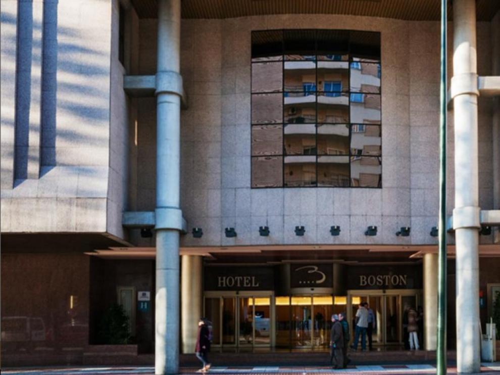 El Hotel Boston ha presentado un ERE de extinción para 23 trabajadores