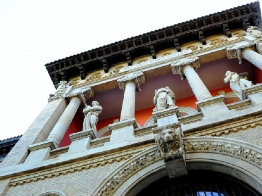 Museo de Zaragoza en una imagen de archivo.