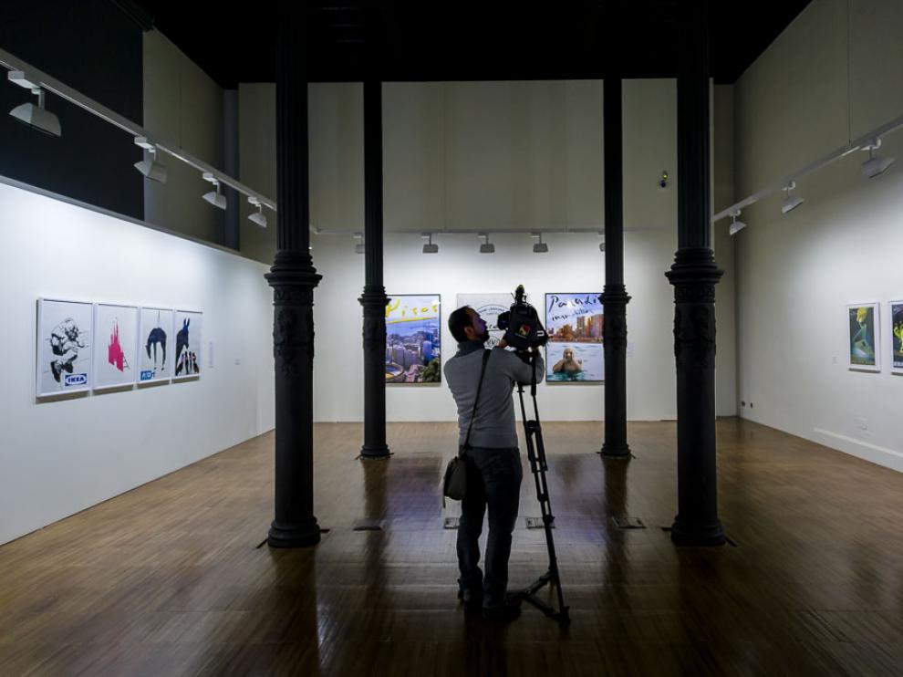 Exposición  Arte vs Publicidad
