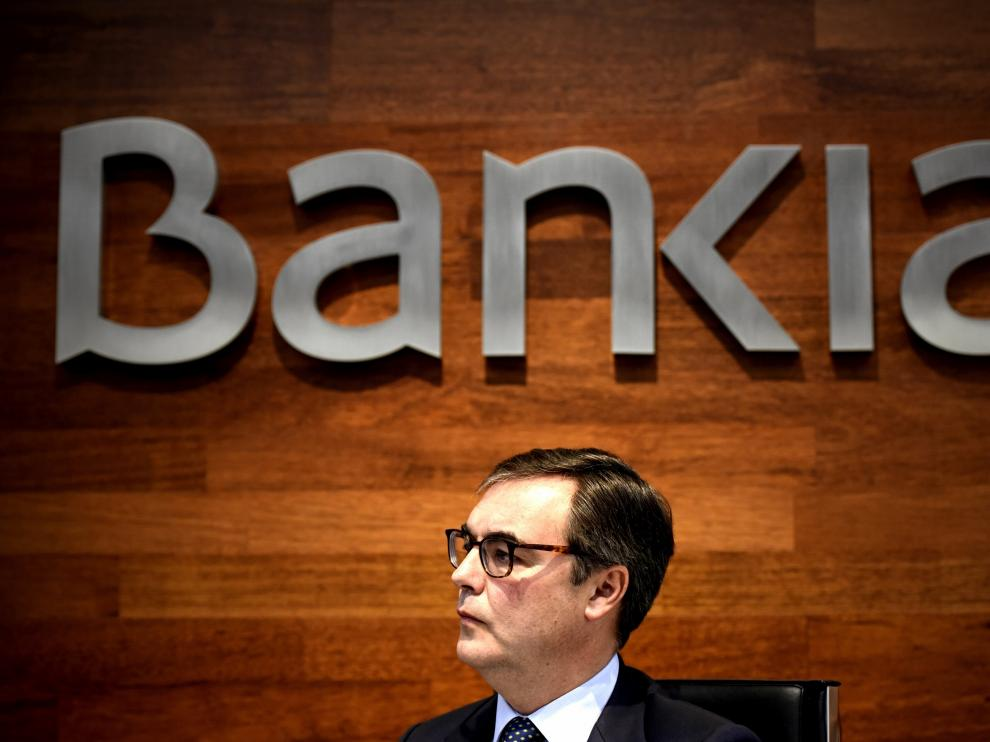 Bankia devolverá a los minoristas el dinero invertido en su salida a Bolsa