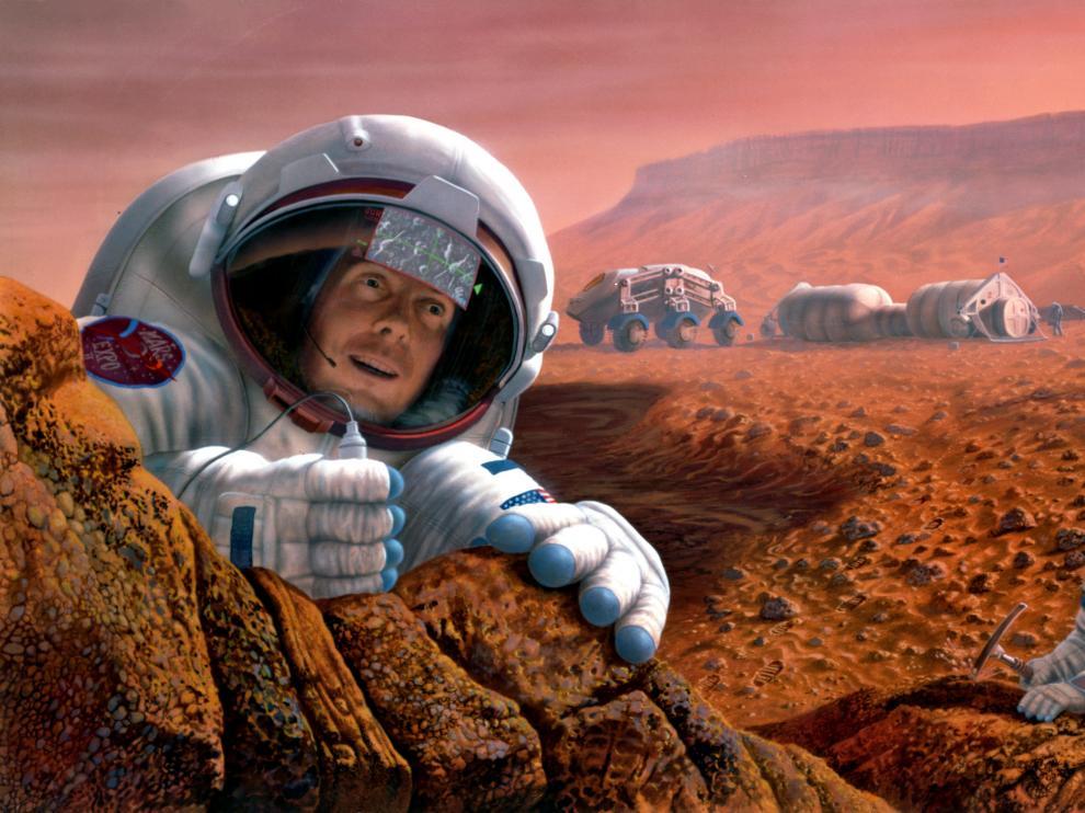 Las empresas privadas podrían viajar a la Luna, los asteroides y otros cuerpos celestes para extraer sus riquezas