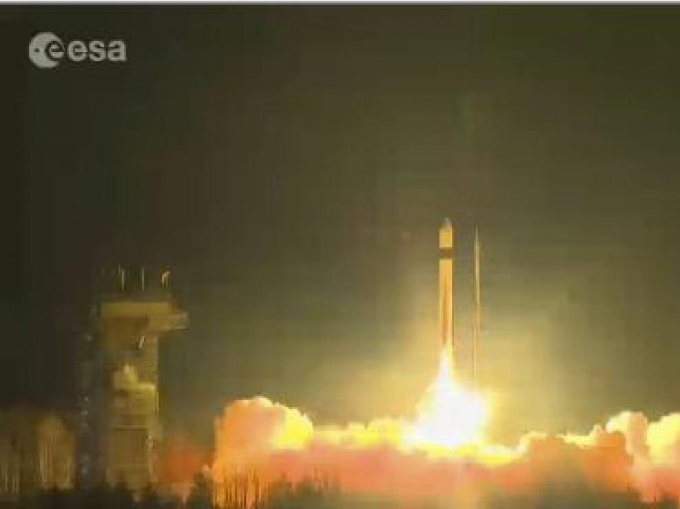 El satélite, que pesa 1.250 kilogramos y tiene una vida útil inicial de 7,5 años, volará a 814 kilómetros de altitud.