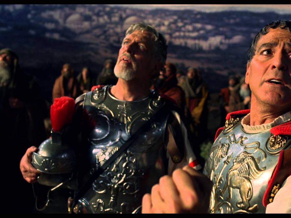 Fotograma de la película '¡Ave, César!', dirigida por los hermanos Cohen.