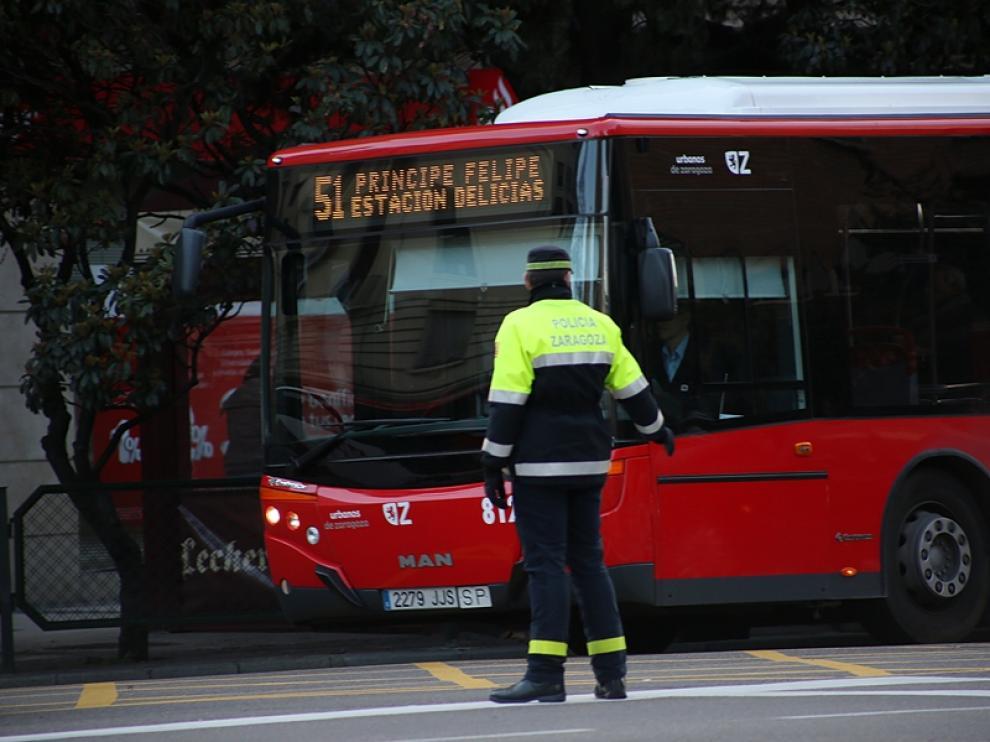 El bus urbano de Zaragoza es el más caro por habitante de las grandes capitales