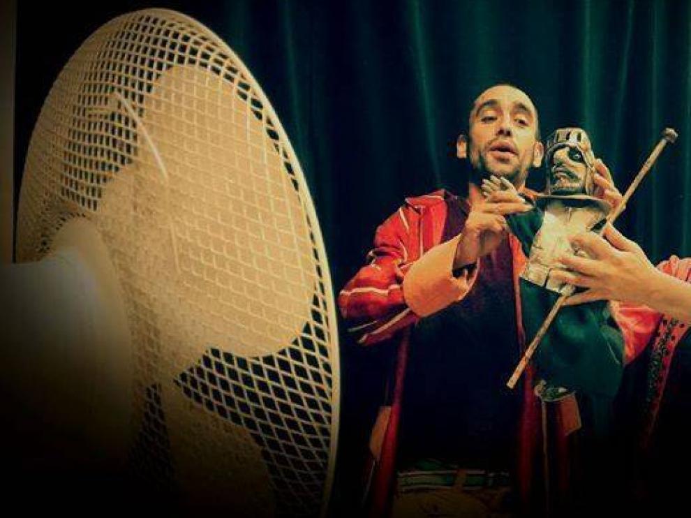 Don Quijote, un títere de Producciones Viridiana