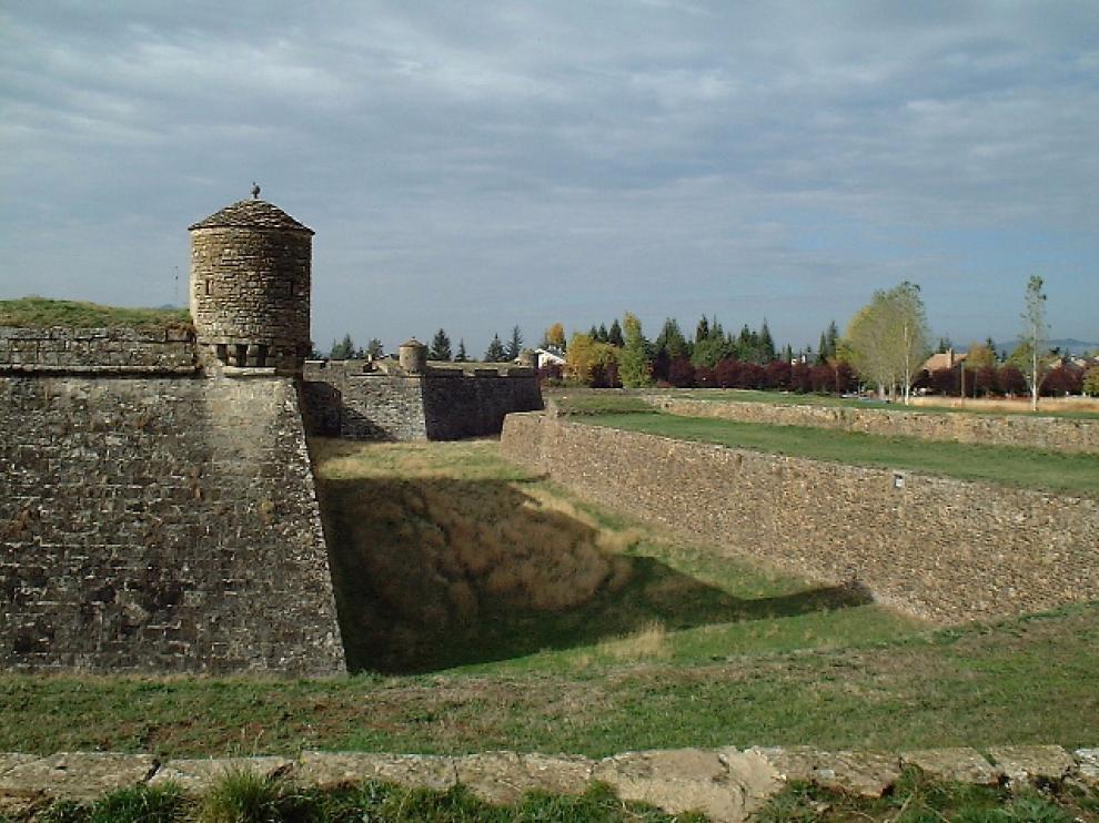 La Ciudadela de Jaca.