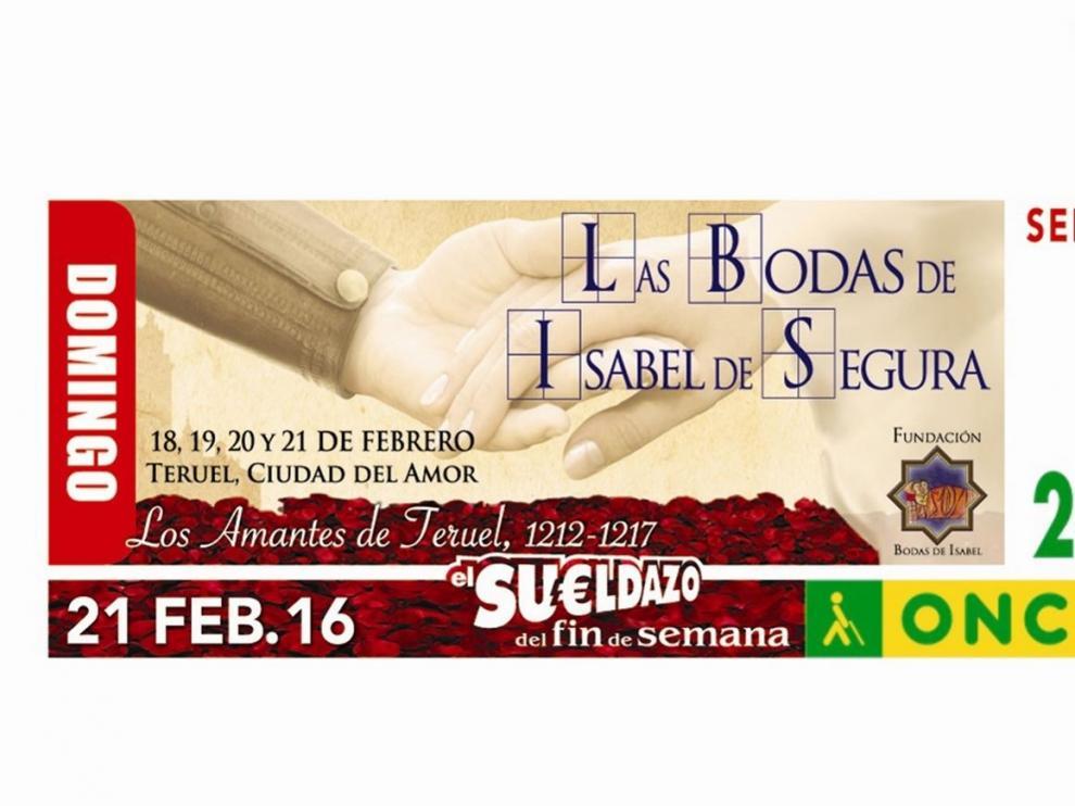 Las Bodas de Isabel de Segura se celebran en Teruel desde 1996.