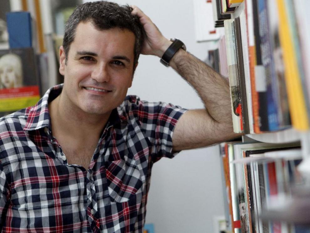 Carlos Montero en una imagen de archivo.