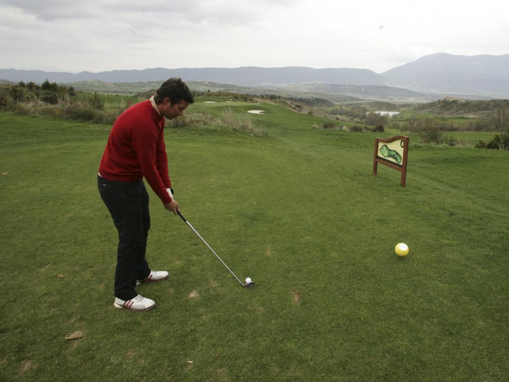 Campo de golf de Badaguás