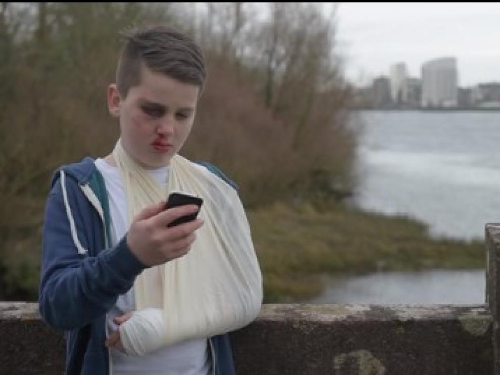 El SOS de un niño herido por el ciberacoso