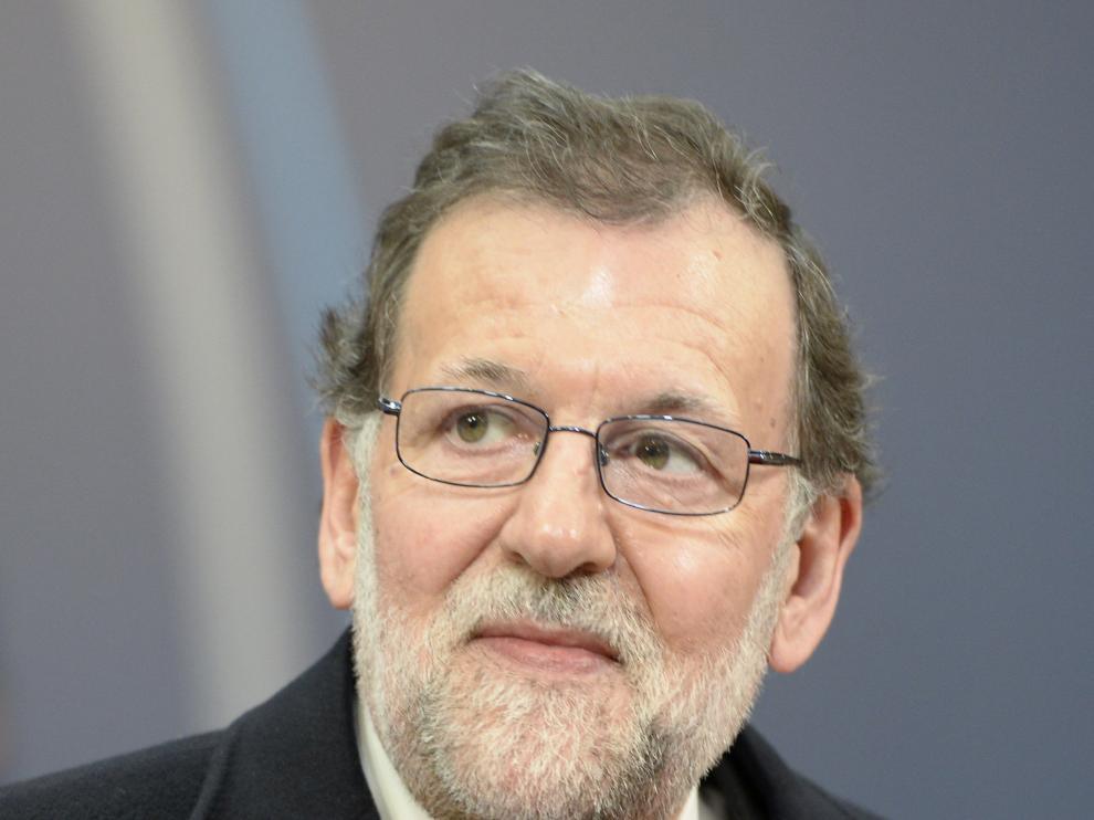 ?Rajoy en una imagen de archivo.