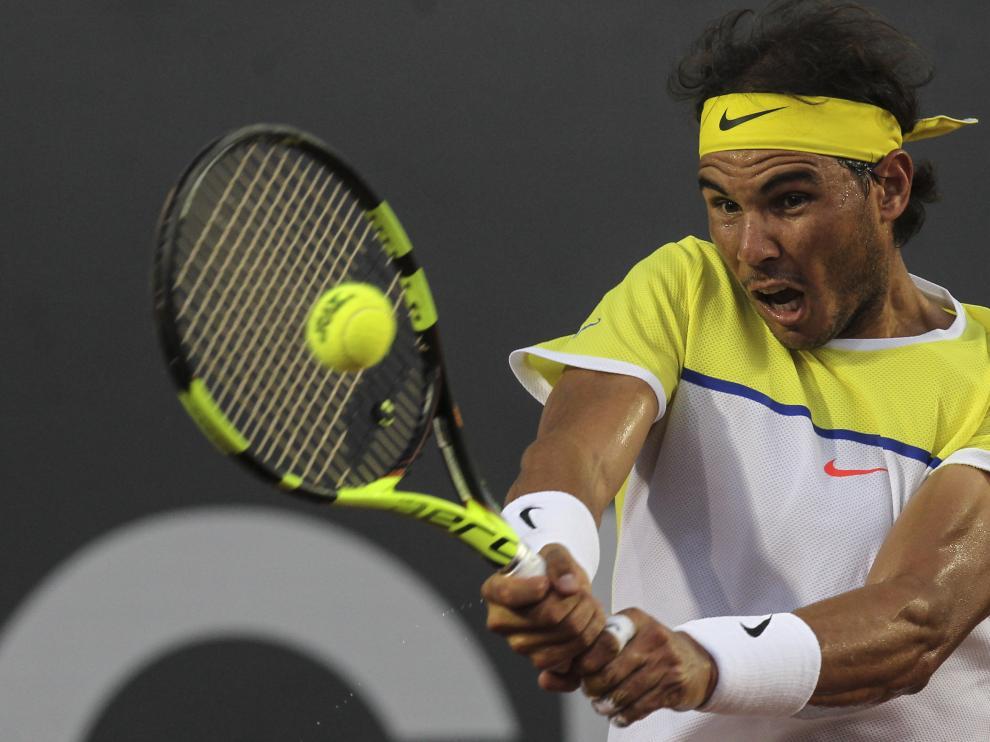 Nadal derrotó con solvencia a su compatriota Nicolás Almagro.