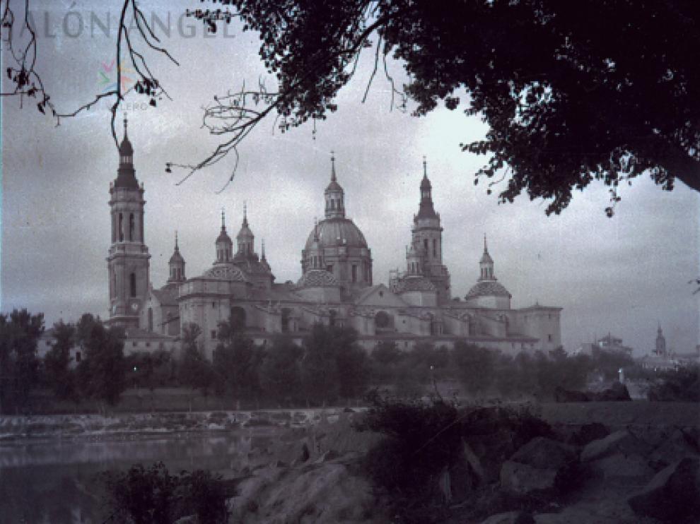 Archivo fotográfico de Jalón Ángel