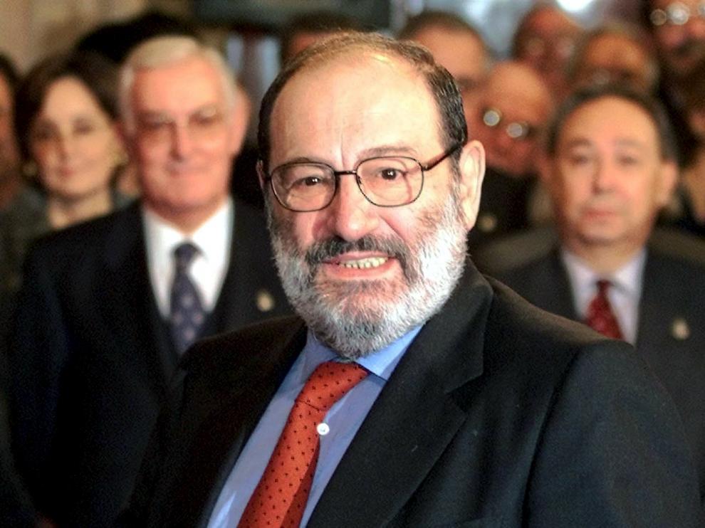 Umberto Eco en una imagen de archivo.