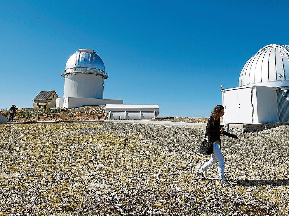 El Centro de Estudios de Física del Cosmos de Aragón, CEFCA, ha abierto el plazo para que los investigadores presenten sus propuestas de trabajo.
