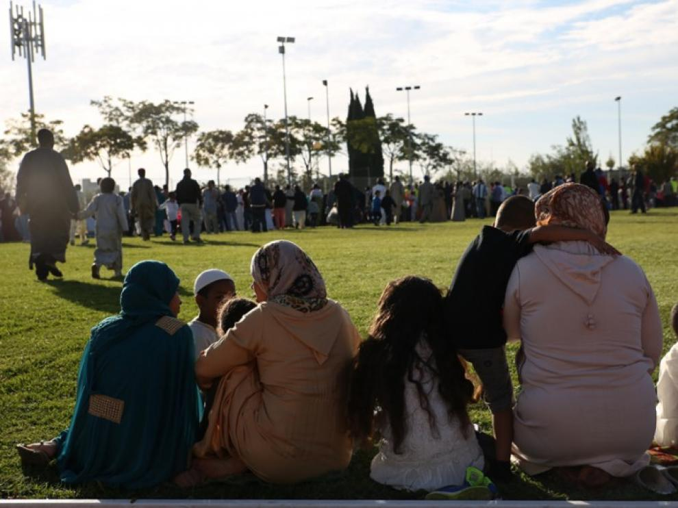 La poligamia es una realidad que se practica en Aragón