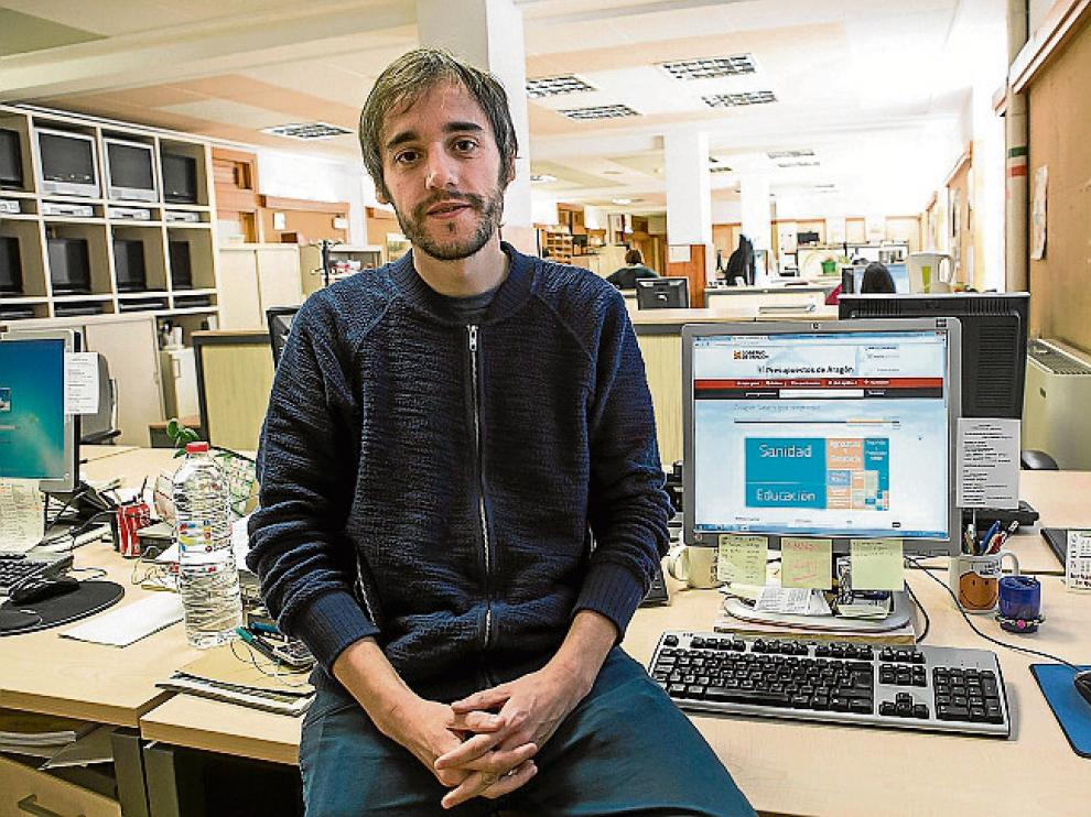 José Subero presenta en Londres el proyecto de la DGA.