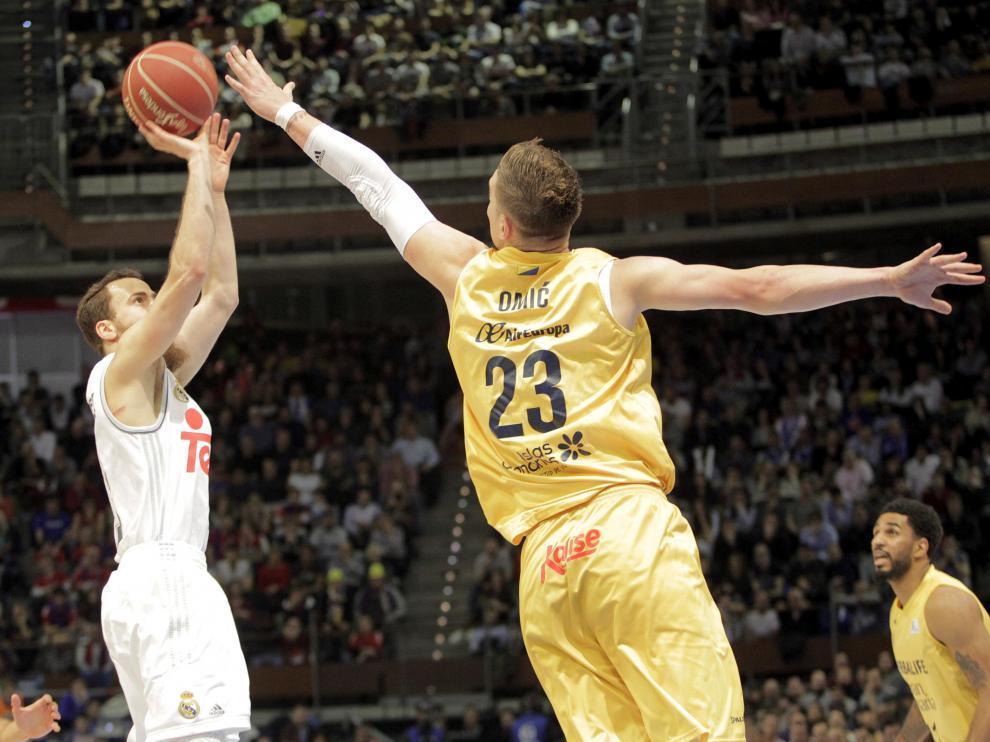Final de la Copa del Rey de baloncesto.