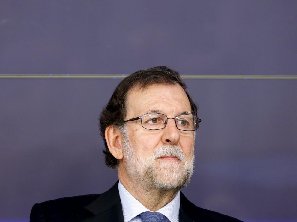 Rajoy, el lunes.
