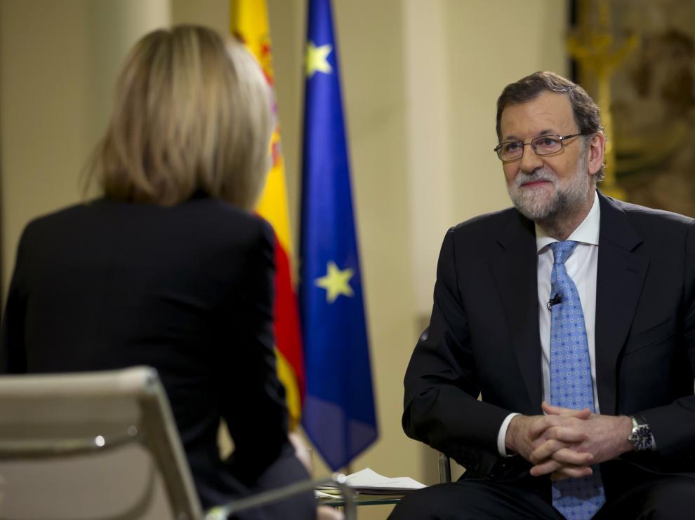 """Rajoy a Rivera: """"Me reúno cuantas veces quiera, pero no me tome el pelo"""""""