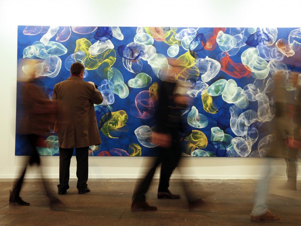 ARCO Feria Internacional de Arte Contemporáneo.