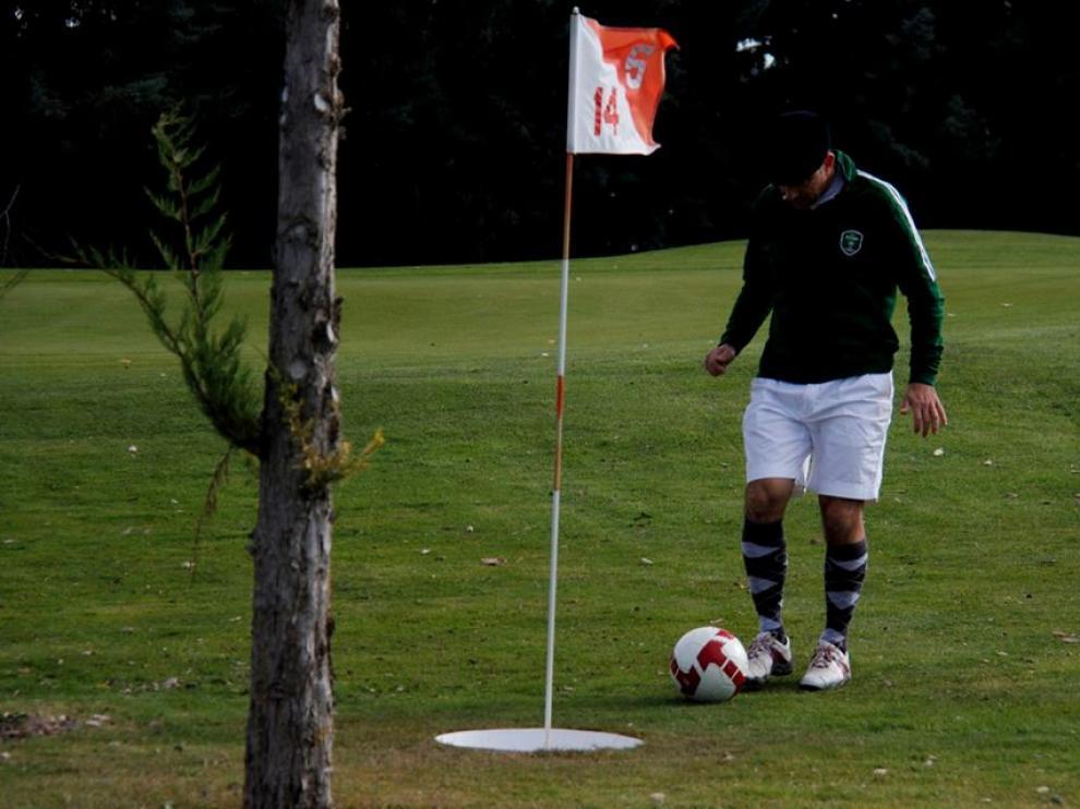 Nace la primera Liga de FootGolf en Aragón