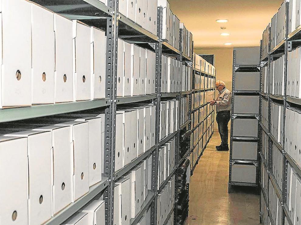 El archivo municipal de Santa Eulalia del Campo podrá visitarse este jueves