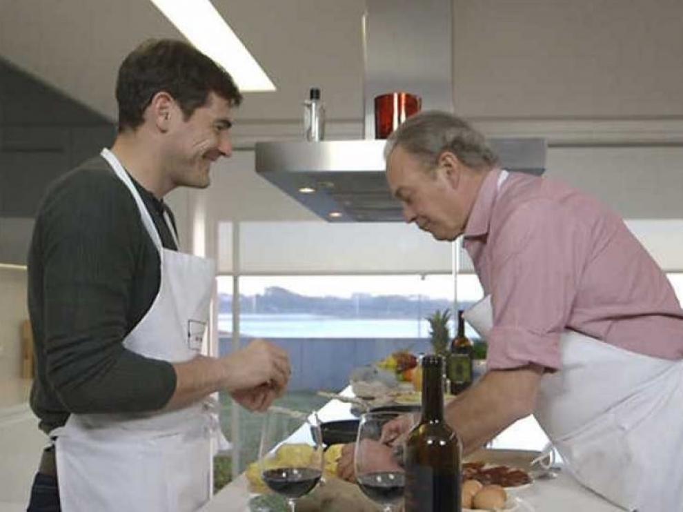 Casillas recordó la etapa con el portugués José Mourinho y una relación que se deterioró.
