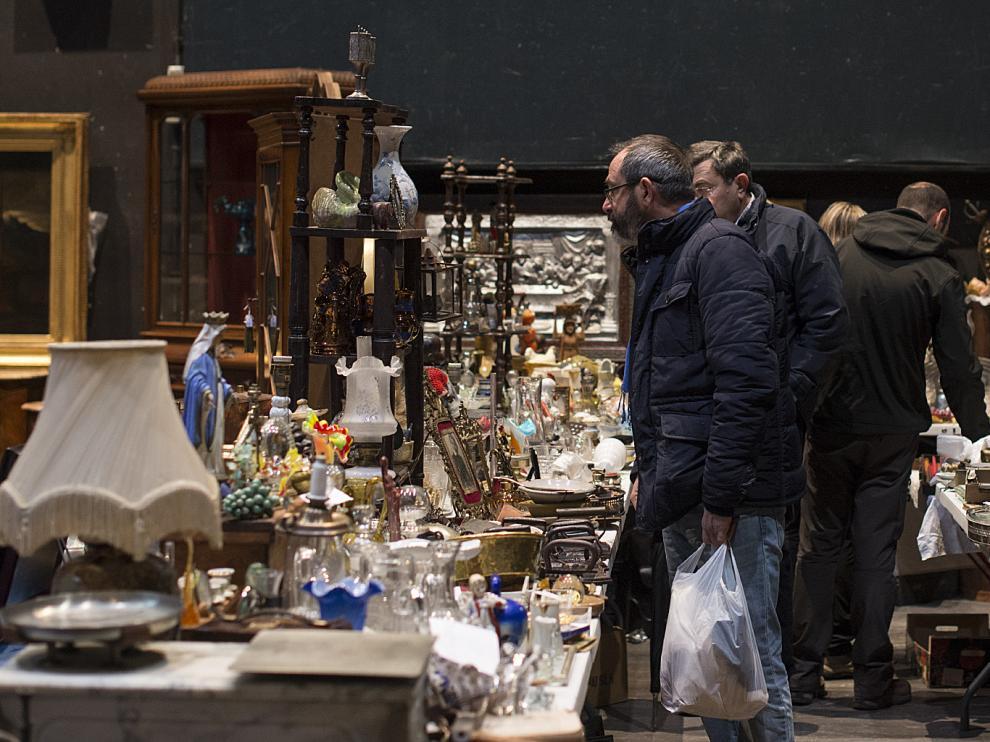 IX Feria de Antigüedades Ciudad de Zaragoza