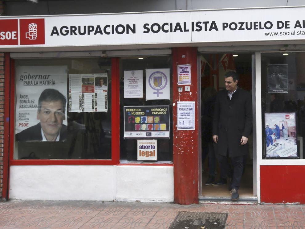 El PSOE consulta a su militancia sobre los pactos
