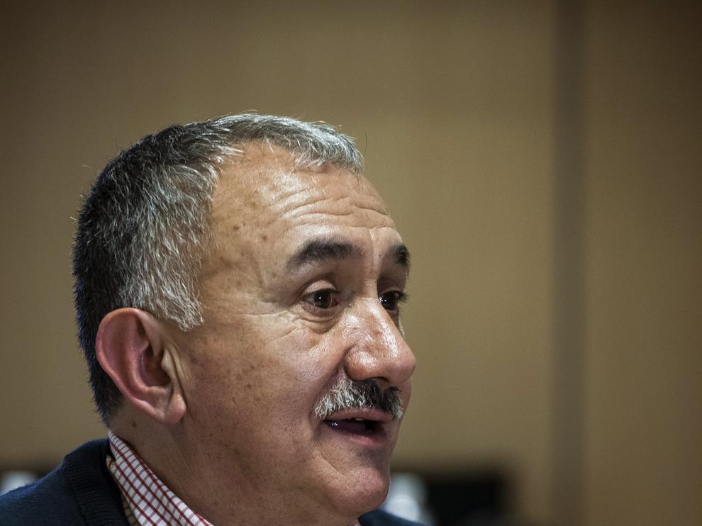 Álvarez, nuevo secretario de UGT.