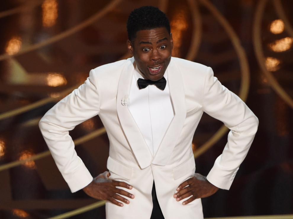?Chris Rock, presentador de la gala de los Óscar