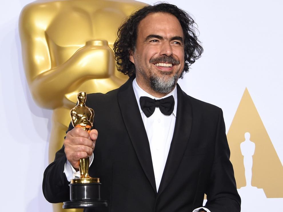 Iñárritu consigue su segundo Óscar consecutivo.