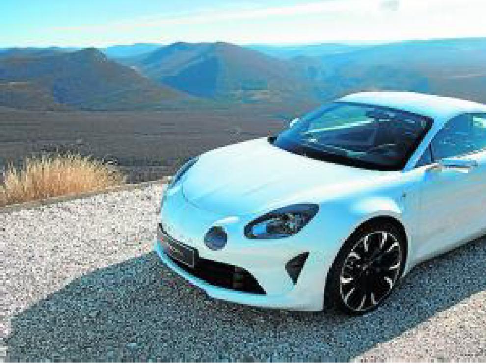 Vuelve el Alpine Vision de Renault
