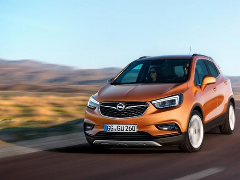 El nuevo Opel Mokka