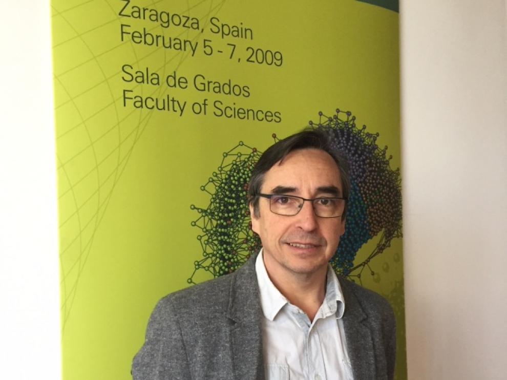 Javier Sancho, director del BIFI.