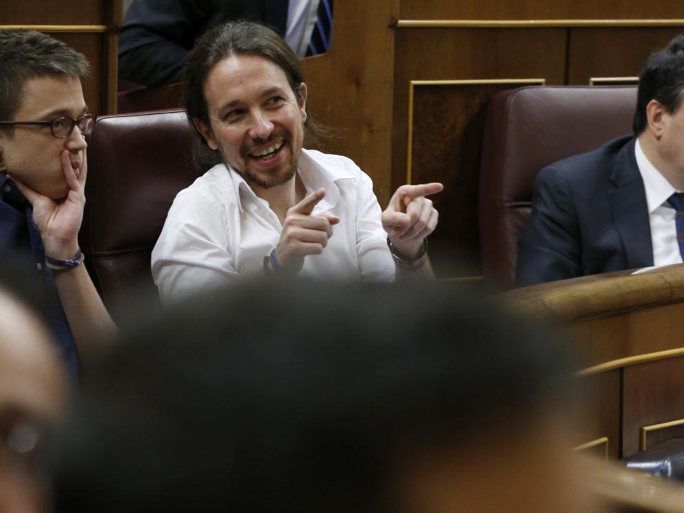 ESPAÑA DEBATE INVESTIDURA