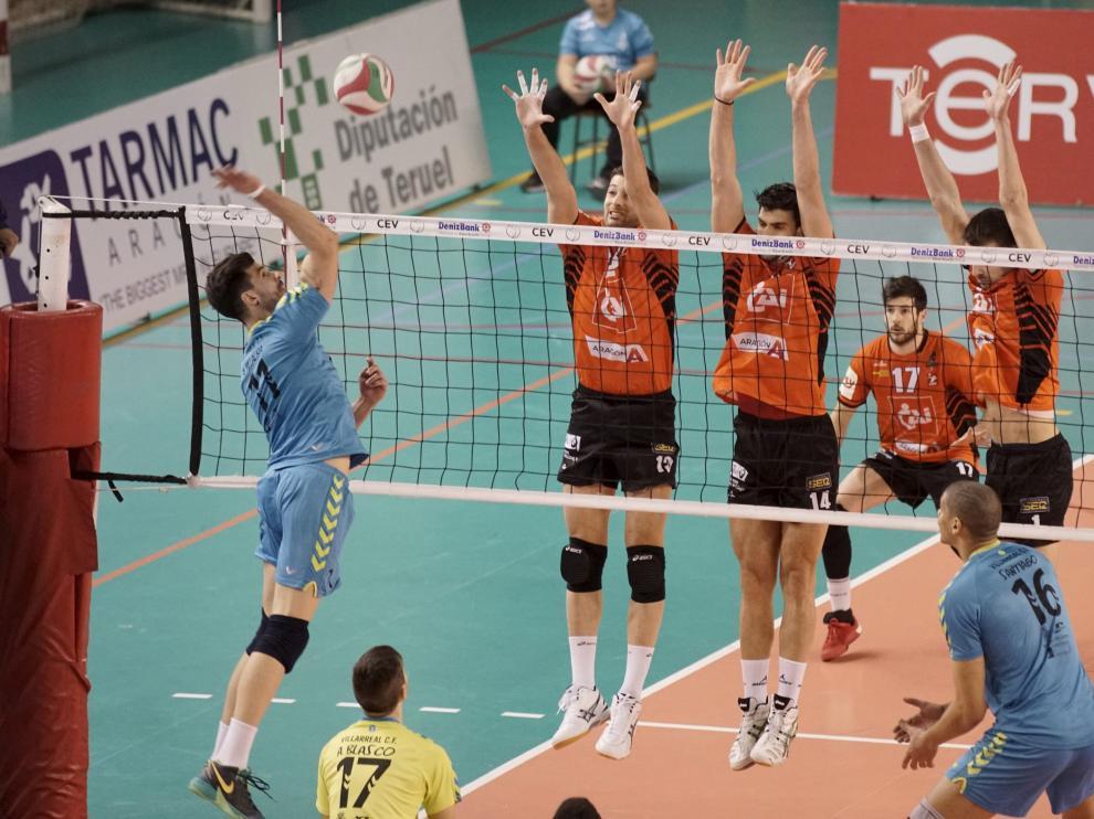 CAI Teruel 3-0 UBE L´Illa Grau