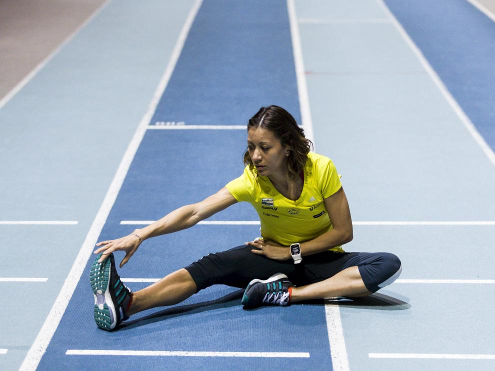 Isabel Macías, cuarta en el Campeonato de España
