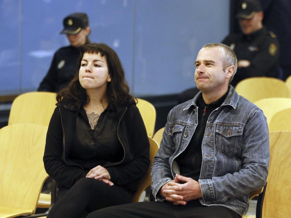 Juicio por el atentado  en el Pilar