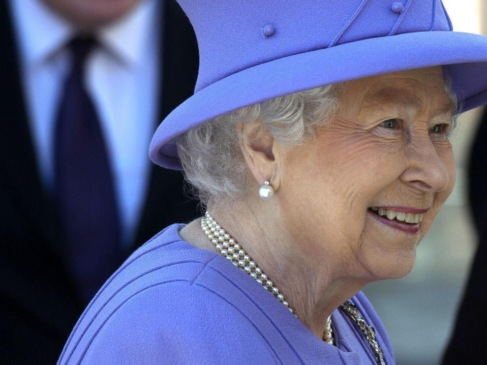 Isabel II, en una imagen de archivo.