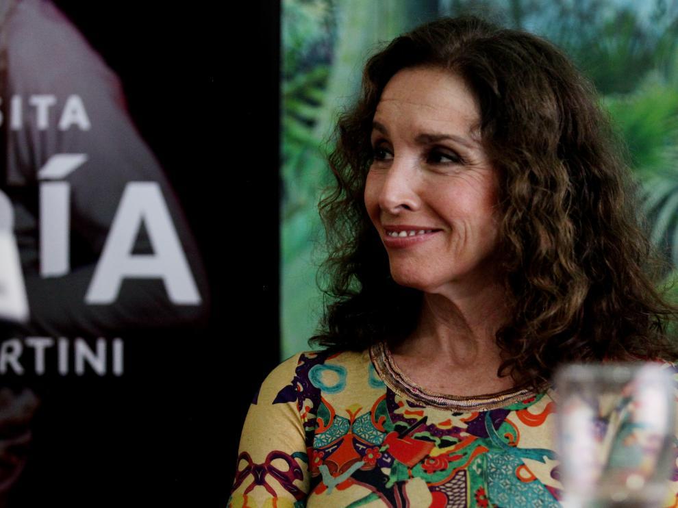 La actriz y cantante española Ana Belén en imagen de archivo.